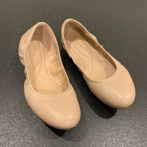 Cole Haan zerogrand maple sugar ballet flat